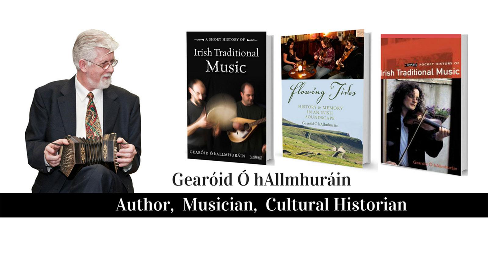 Dr Gearóid Ó hAllmhuráin