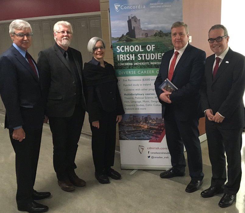Concordia School of Irish Studies